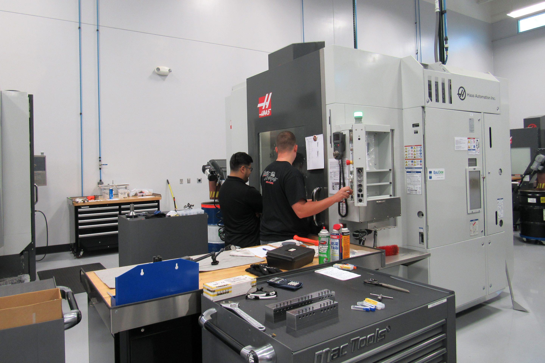 Haas cnc operator jobs