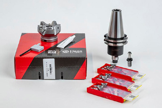 Indexable Milling Kits