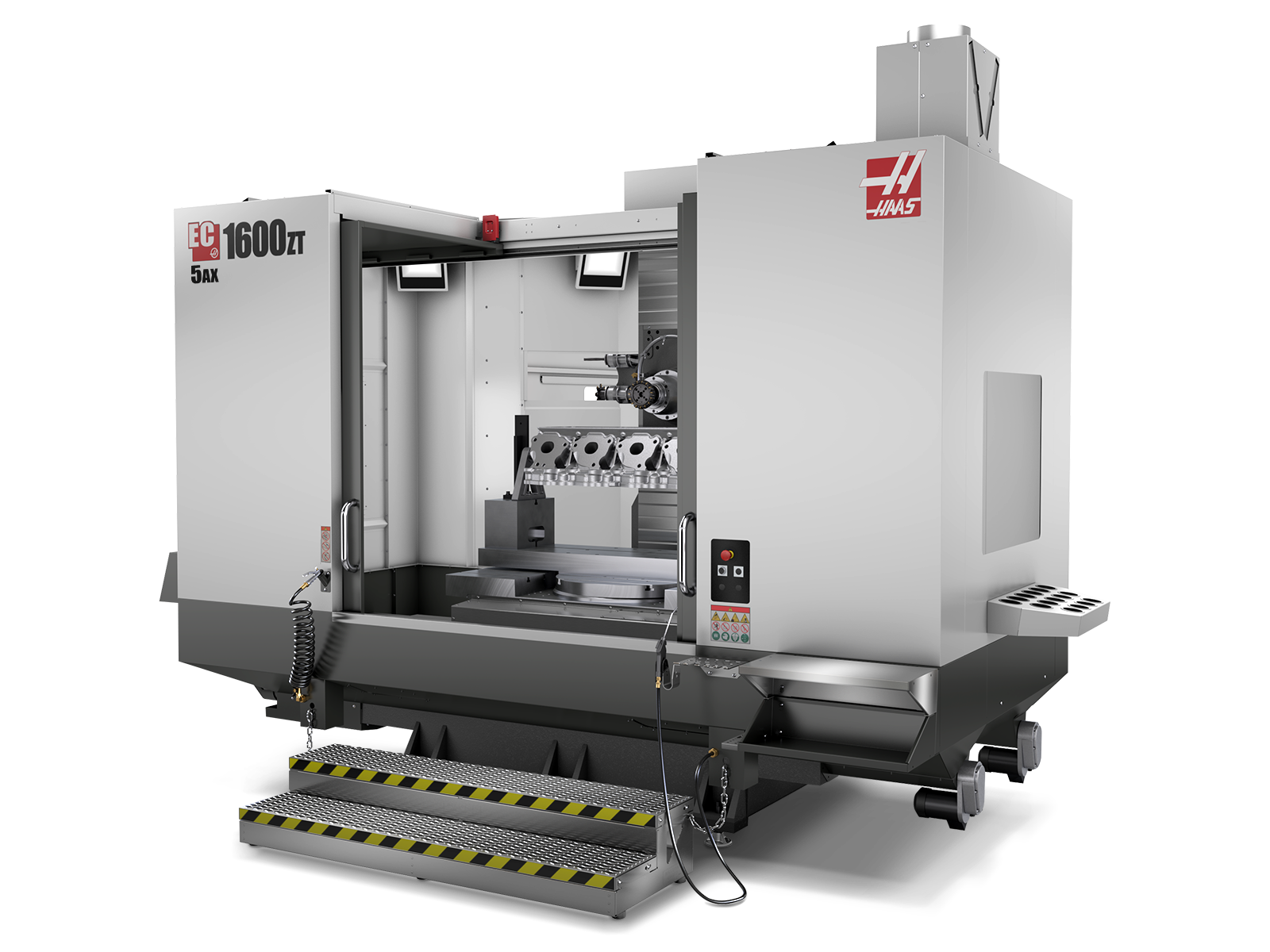 Horizontal Mills | HMC | Haas CNC Machines | Haas Automation