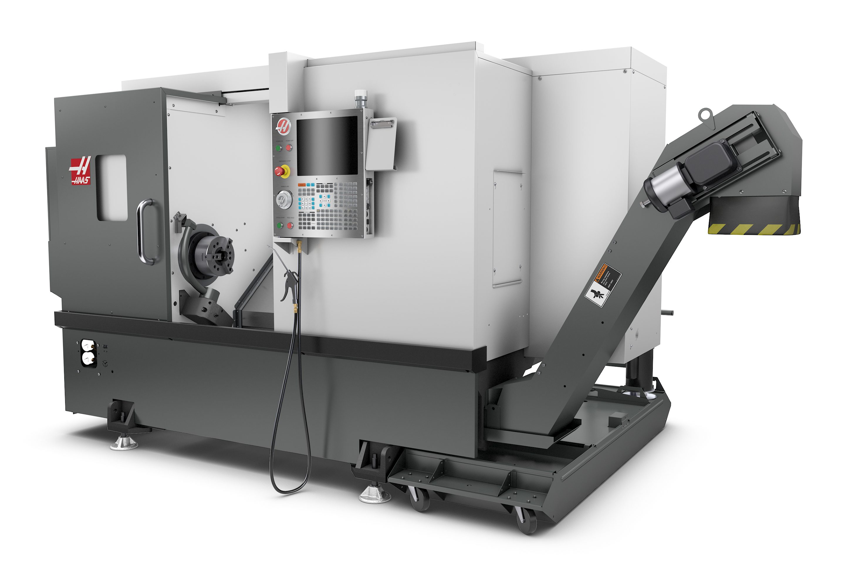 St 20y 8 Chuck 10 Chuck Y Axis Turning Center High