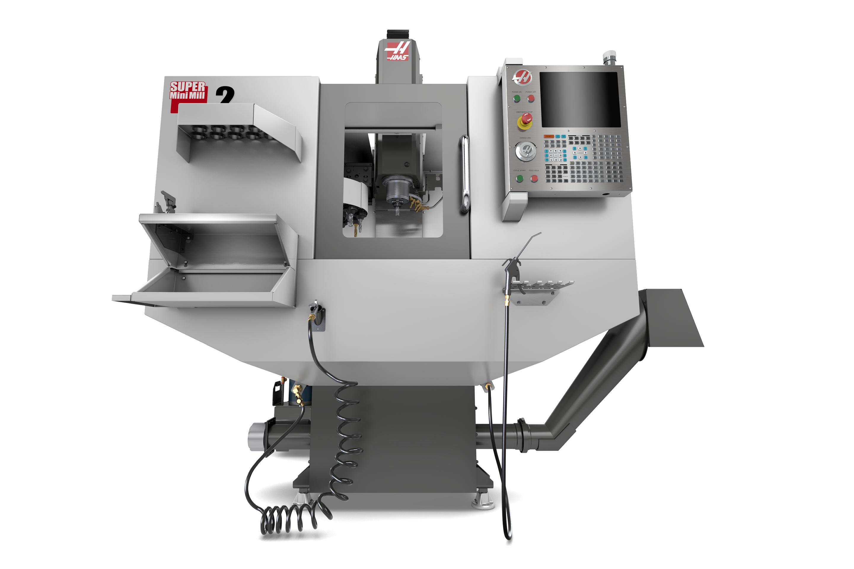 Super Mini Mill 2 | 40-Taper Mill | Vertical Mills – Haas