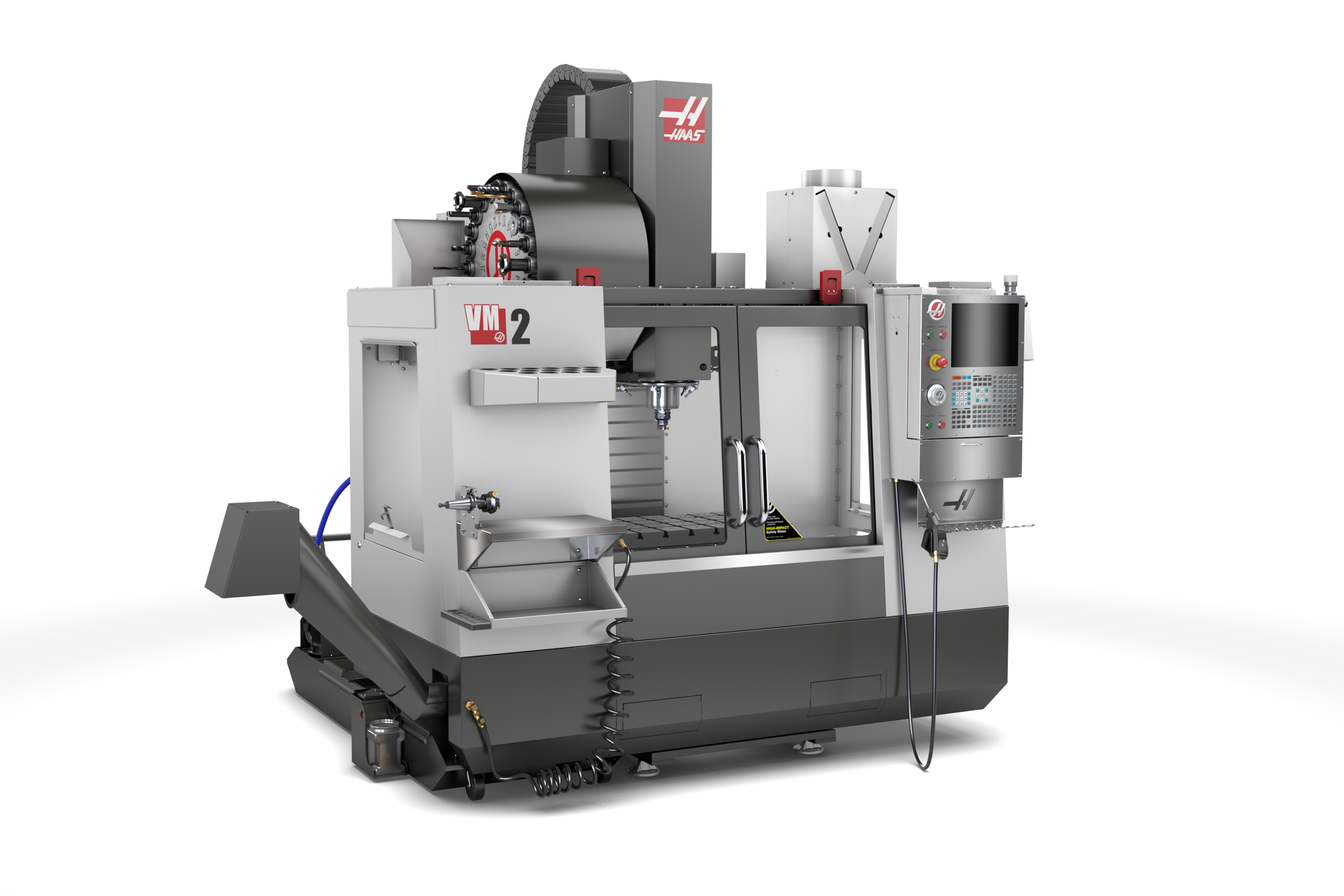 VM-2 | High-Performance VMCs | 40-Taper | Mold Machines