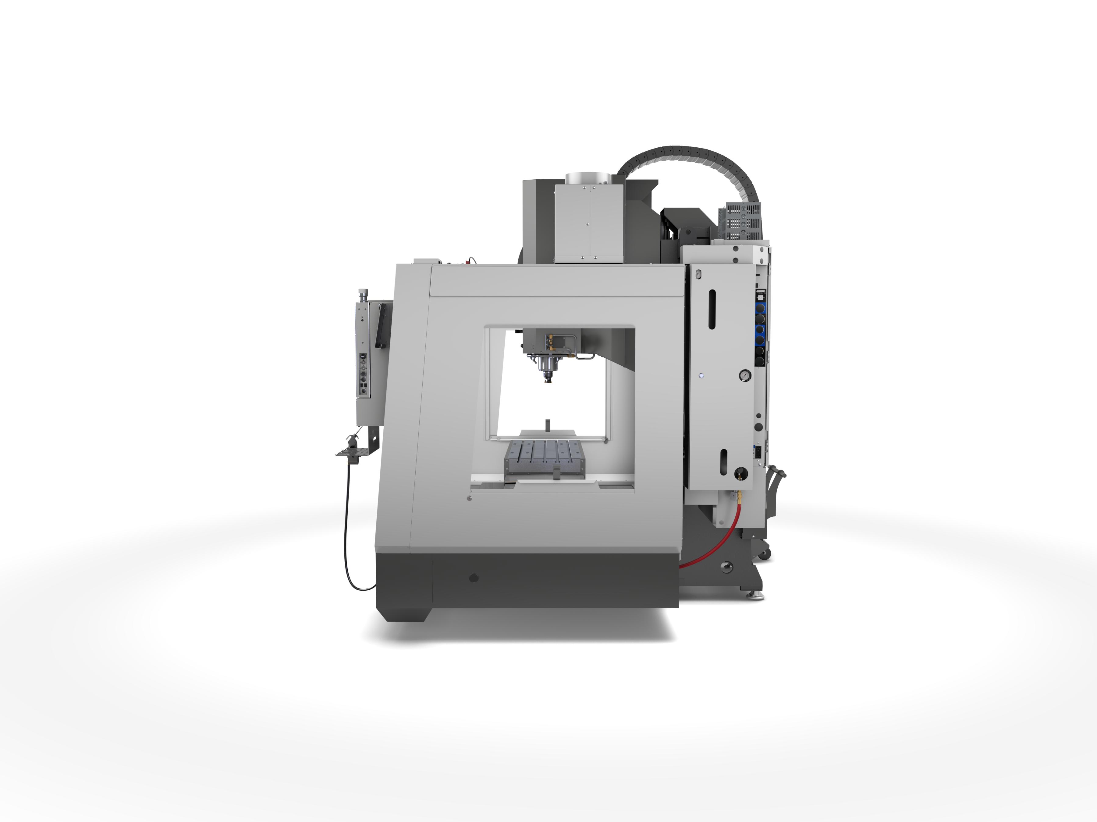 VF-3 | 40-Taper Mill | Vertical Mills – Haas CNC Machines