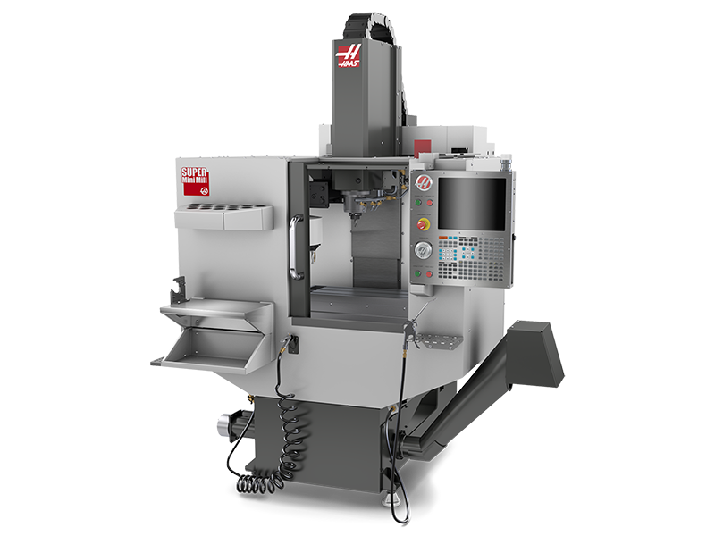 Super Mini Mill de Haas