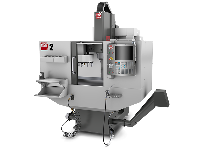 Haas Super Mini Mill 2