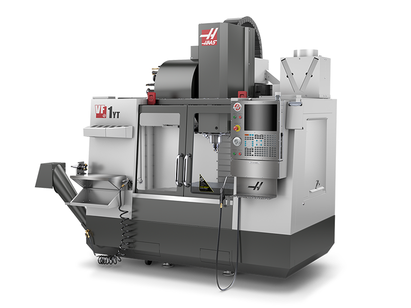 VF 1YT - EXTENDED Y-AXIS MACHINES CONFIGURED EXCLUSIVELY FOR EUROPE