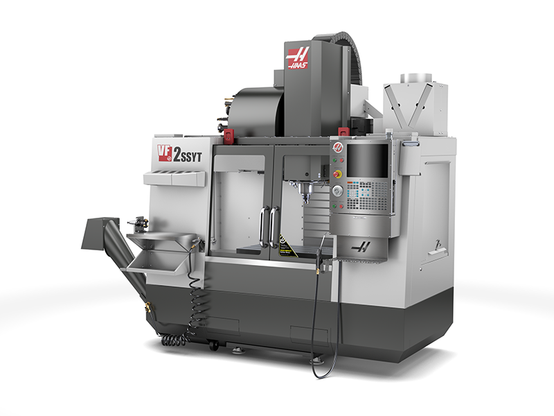 VF 2SSYT EU - EXTENDED Y-AXIS MACHINES CONFIGURED EXCLUSIVELY FOR EUROPE