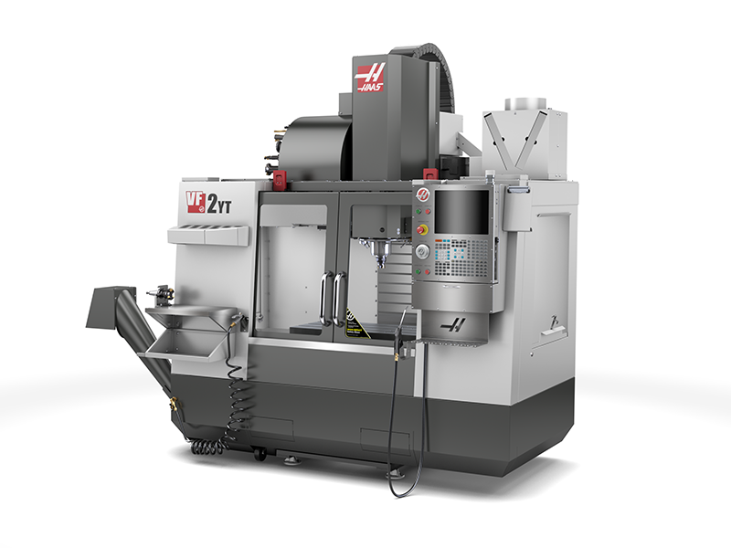 VF 2YT EU - EXTENDED Y-AXIS MACHINES CONFIGURED EXCLUSIVELY FOR EUROPE