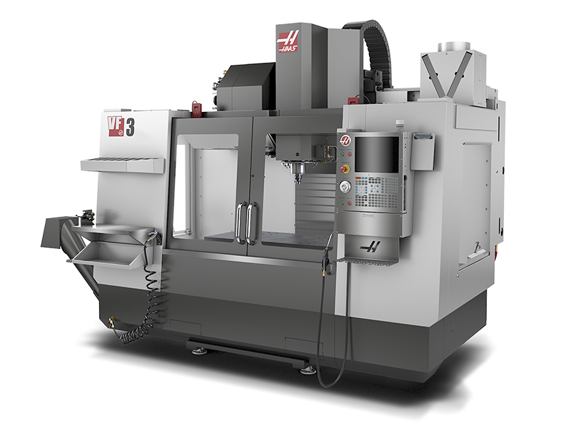 TM-3P | 40-Taper Mill | Toolroom Mills | Vertical Mills – Haas CNC