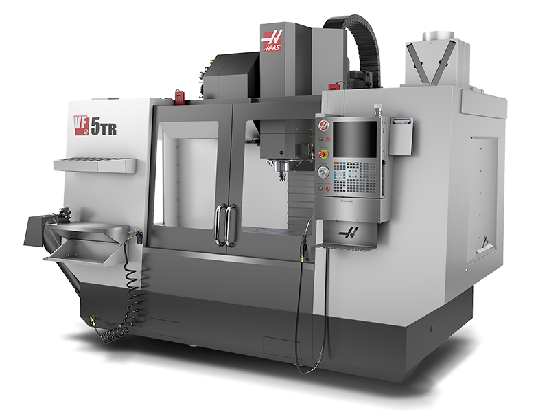UMC-750 | 5-Axis Mill | 40-Taper | Vertical Mills – Haas CNC Machines