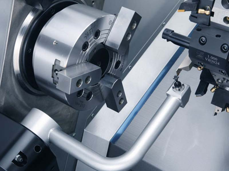 Automatic Tool Presetter on
