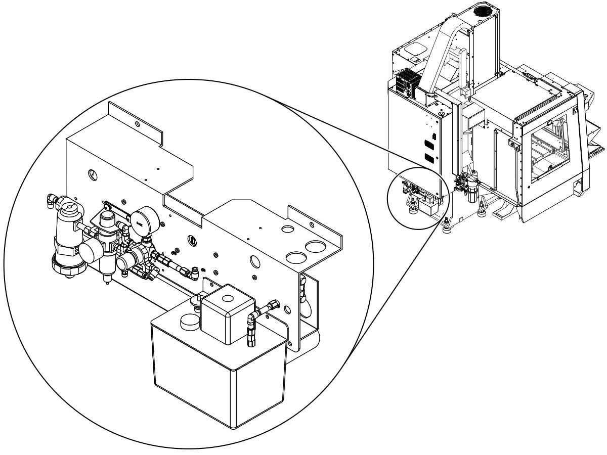 bijur - mechanical - oil pump