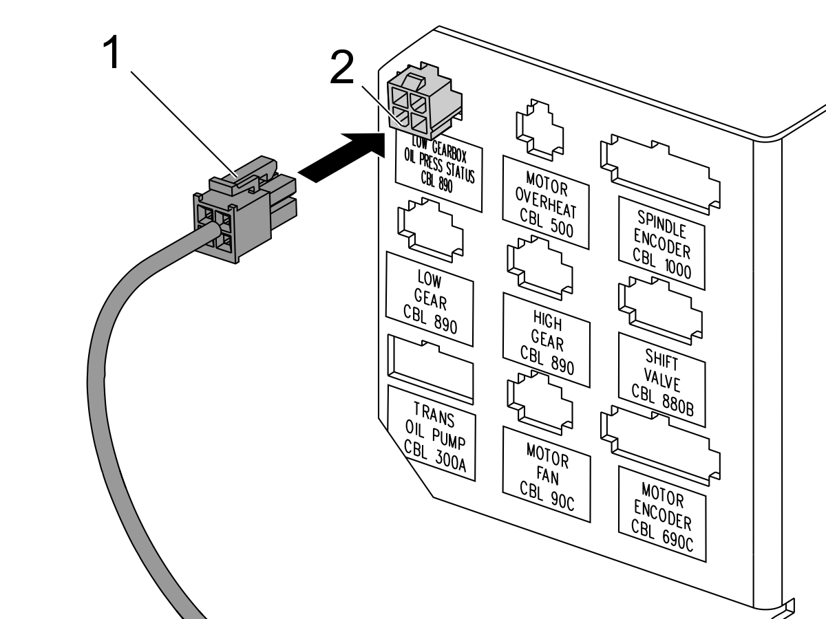 Gearbox Installation Aid 16dp C St 30 40 Sl Tl 3b 3w Ds Series Magnetic Lock Wiring Instructions 1