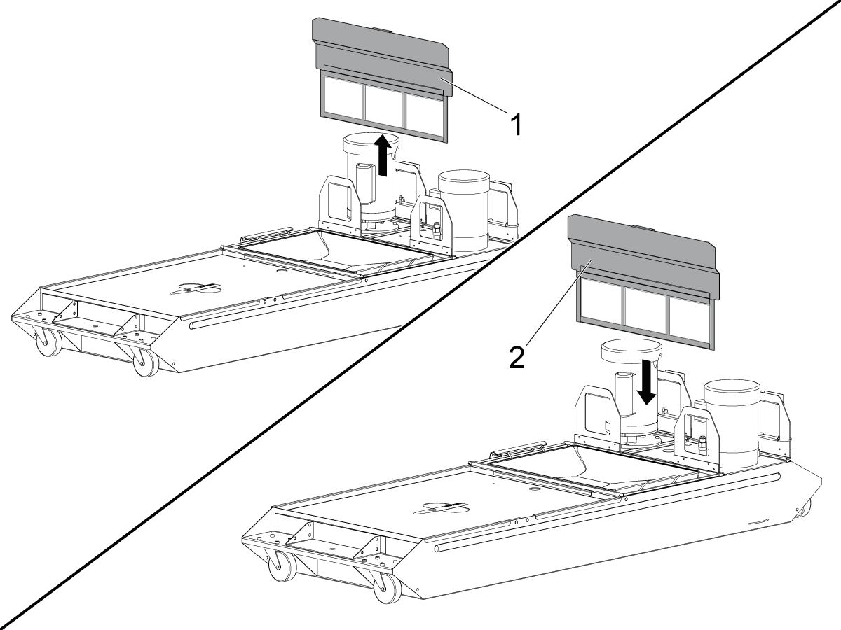 Standard Coolant Tank Maintenance Ad0296