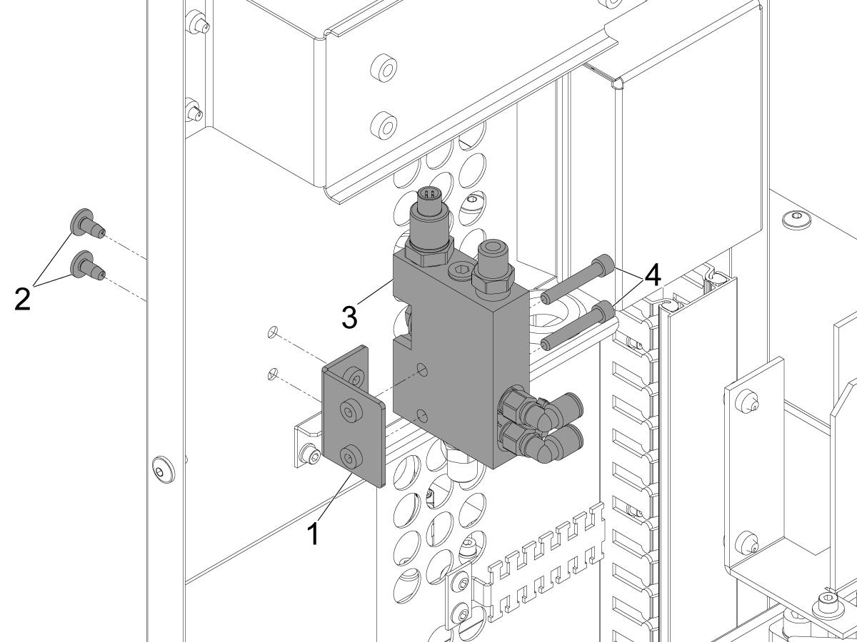 Picture of: Kolemiddel Gennem Spindel Installering Pa Stedet Ikke Tsc Klar Ngc