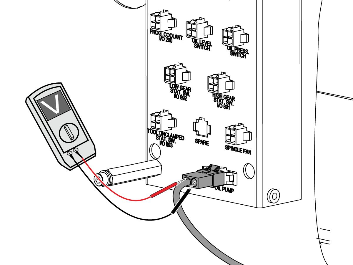 Gearbox Troubleshooting Guide Dental Lathe Wiring Diagram 2 Speed Oil Pump Motor