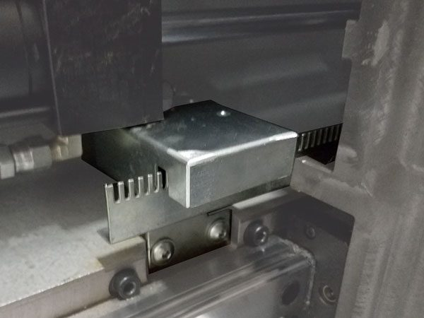 Hydraulic Tailstock - Troubleshooting Guide