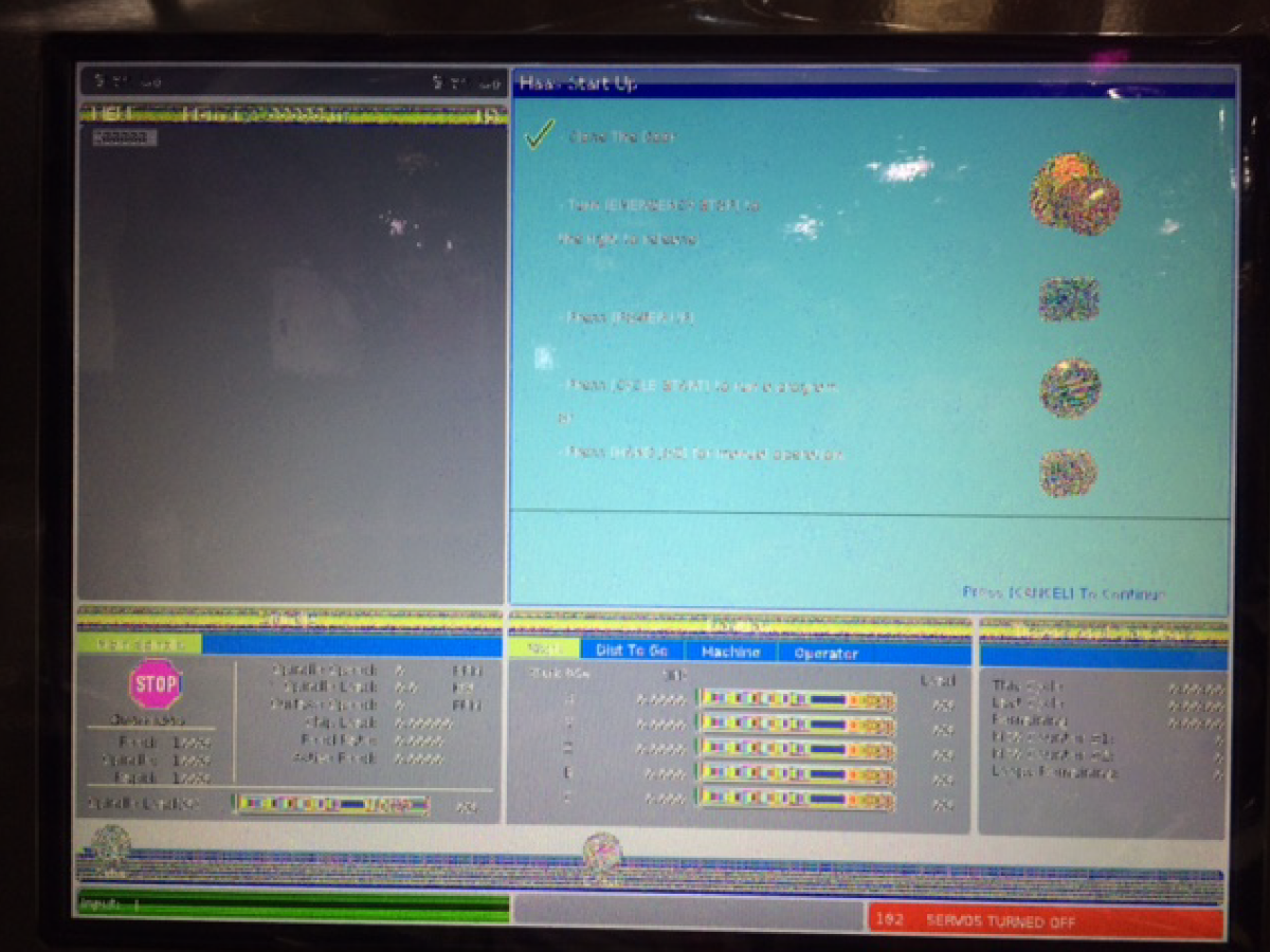 SKBIF / LCD Monitor - NGC - Troubleshooting Guide