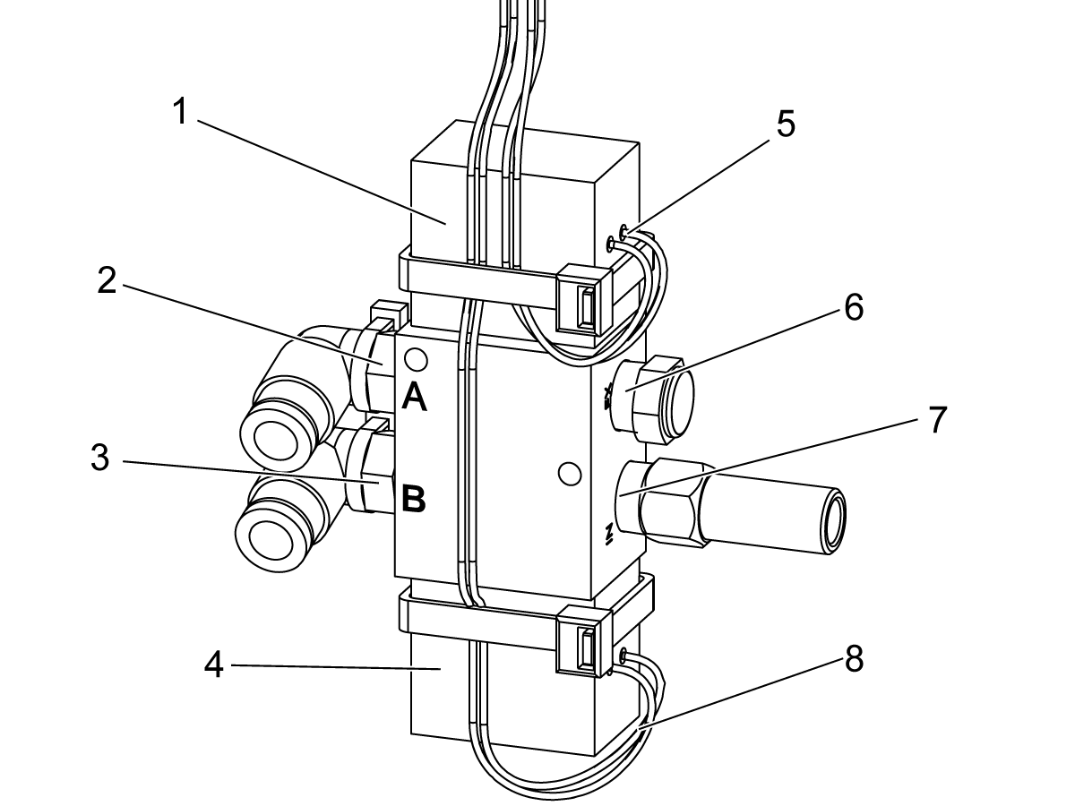 Solenoid Troubleshooting Guide This Diagram Shows Just How Easy The Disconnect Wires 4 Port Dual Coil