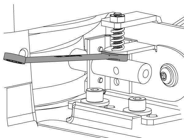Side Mount Tool Changer (SMTC) - Double Arm