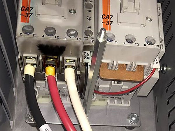 Wye-Delta Contactor Troubleshooting Guide on wye delta connection, wye delta voltage, wye delta starting, wye start delta run diagram, wye delta panels, wye delta starter, wye delta motor, wye delta transformers,