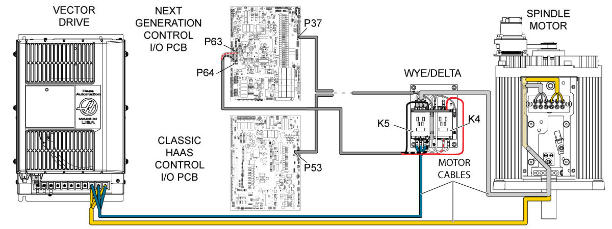 wye delta contactor troubleshooting guide Electric Motor Wiring Diagram